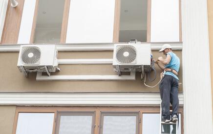 montaż klimatyzacji - serwis klimatyzacji - przegląd klimatyzacji - usługi budowlane