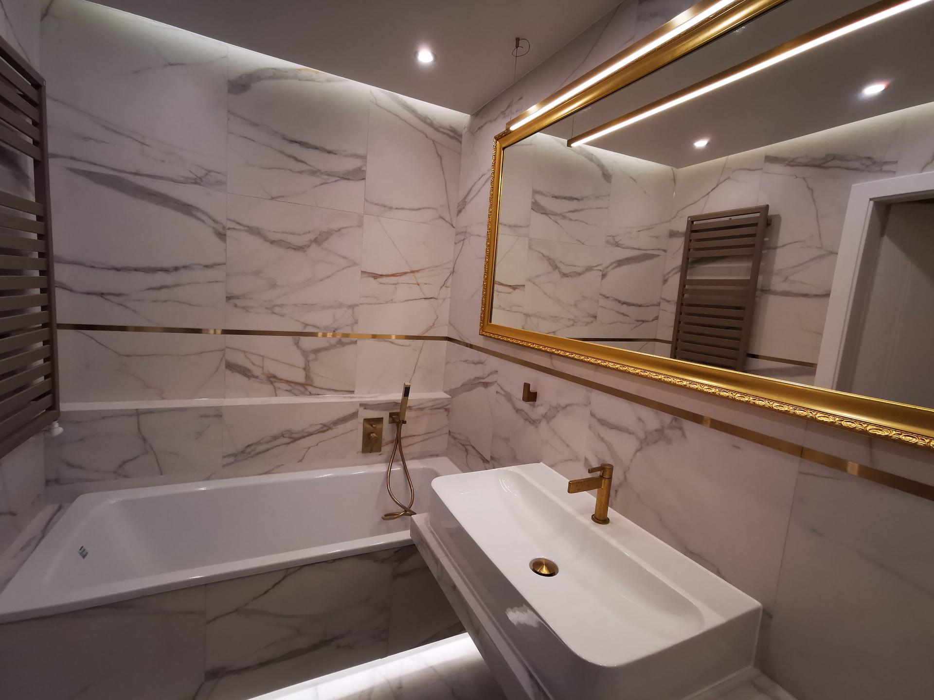wykonanie łazienki remont